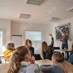 GAD Rondleiding Regenboogschool gastles