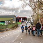 GAD Rondleiding Regenboogschool scheidingsstation